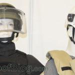 Bulletproof Helmets