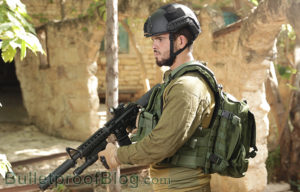 Israeli Bulletproof Vests