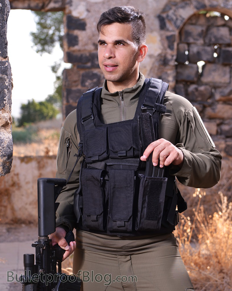 Use Facebook to Find Information about Bulletproof Vests
